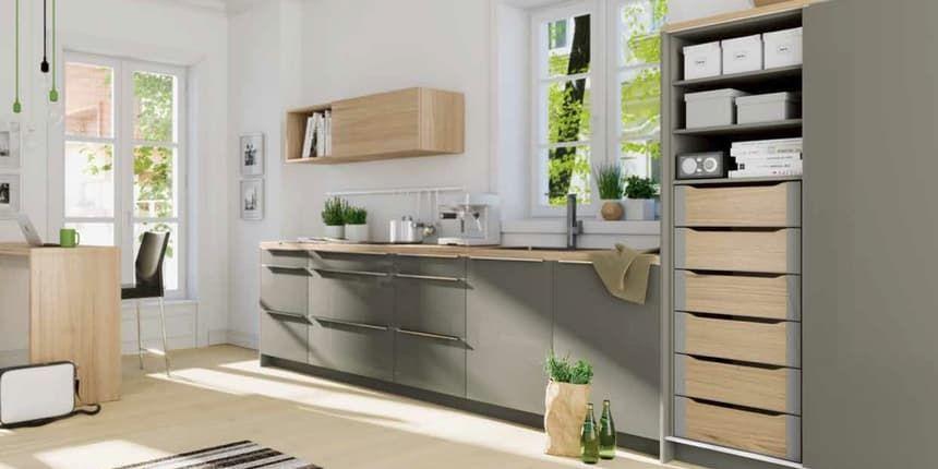 Schubkastensysteme für Küchen