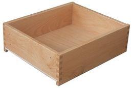 Holzschubkästen auf Maß gefertigt