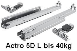 Actro 5D Auszugsführung L bis 40 kg