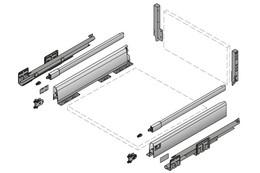ArciTech Komplettsets für variable Schubkastenbreiten