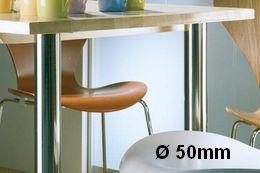 Tischbeindurchmesser 50mm