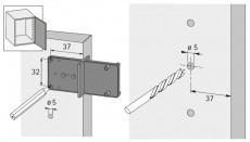 Direktbefestigungsschraube 6,3 x 14   Torx20   (100 St.)