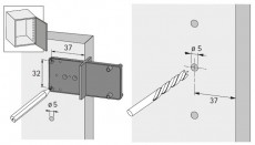 Direktbefestigungsschraube 6,3 x 18 (200 St.)