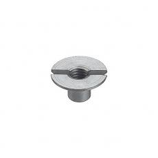 Senkmuttern, Stahl verzinkt Gewinde M 8,  ø 20 mm