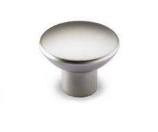 Möbelknopf -Ladera-  Durchmesser 35mm  Nickel matt