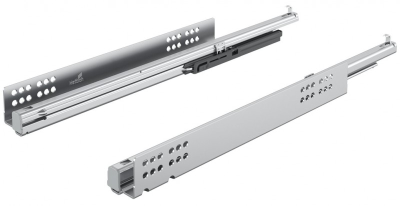 Quadro V6 Vollauszug mit Silent System 320mm