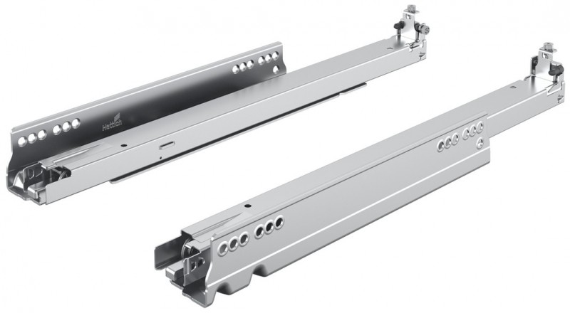 Actro 5D Vollauszug mit Silent System 380mm L bis 40kg
