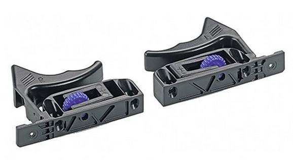 Kupplungen für Quadro 25 und Quadro V6 Auszugsführungen Garnitur