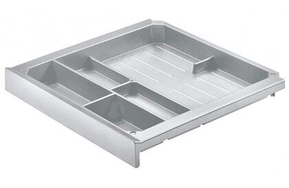 SmarTray Schreibmaterial-Schale 40 mm, Kunststoff, alufinish