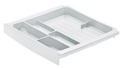SmarTray Schreibmaterial-Schale 40 mm, Kunststoff, weiss