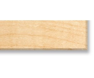 amerik. Ahorn geschliffen Kante Furnier SK 33x0,5mm 50m