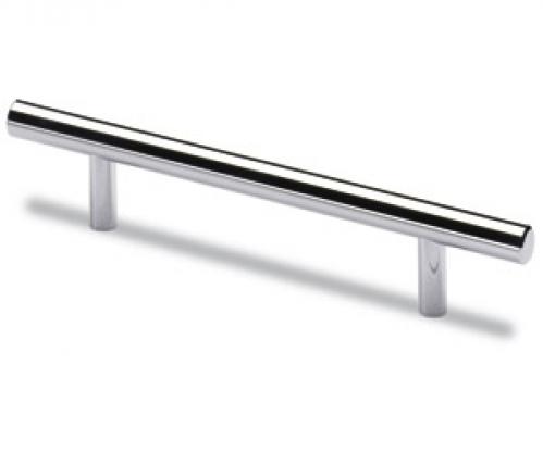 Möbelgriff  Edelstahl gebürstet Bohrabstand  480 mm
