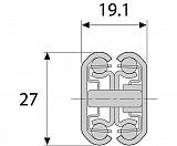 Kugel-Vollauszüge ACCURIDE 300mm, 30kg verzinkt mit Verrriegelung