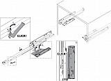 Öffnungssystem Push-to-open Silent 10kg für Actro 5D / Actro YOU