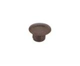 Abdeckkappen für 8mm Bohrdurchmesser  braun  (50 Stück)