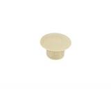 Abdeckkappen für 8mm Bohrdurchmesser  beige  (50 Stück)