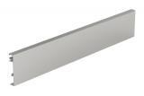 Aluminiumrückwand ArciTech, 94 / 2000mm, silber