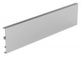 Aluminiumrückwand ArciTech, 126 / 1140mm, silber