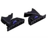 Kupplungen für Quadro V6+ ( 50kg ) Auszugsführungen  Garnitur