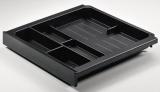 SmarTray Schreibmaterial-Schale 40 mm, Kunststoff, schwarz