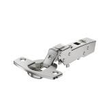 Topfscharnier sensys 110° für dünne Türen ohne Dämpfung (Mittelseite)