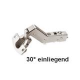 Topfscharnier sensys 8639i W30 für Eck- und Winkelschränke