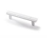 Möbelgriff -Celista- Bohrabstend 128mm  Weiß