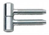 Einbohrband ANUBA Modell B verzinkt Rolle 9mm