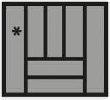 Besteckeinsatz OrgaTray 440 Breite: 501 bis 600mm  Tiefe: 441 bis 520mm