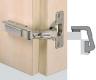Schnellmontage Falttürscharnier Intermat 9930 für Eckschränke