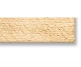 Buche ungedämpft geschliffen Furnierkante 24x2mm 50m