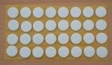 Filzgleiter rund, selbstklebend, 17 x 3mm  (32 Stück)