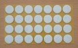 Filzgleiter rund, selbstklebend, 20 x 3mm  (28 Stück)