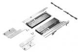 Öffnungssystem Push to open Silent 8 bis 20kg für ArciTech Schubkastensystem (Set)