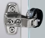 Topfscharnier Perfekt 5204 W45 für Glastüren Topf 26mm