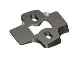 Winkeladapter für Kreuzmontageplatten 5°