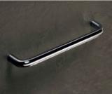 Möbelgriff -Avenio-  Bohrabstand 128mm  Chrom glanz 10mm