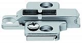 Kreuzmontageplatten BLUM CLIP  0mm