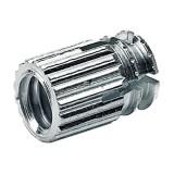 Stahl Spreizmuffe M4 für 5mm Bohrlöcher