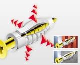 Nylondübel FISCHER SX 6 x 30mm  (100 Stück)
