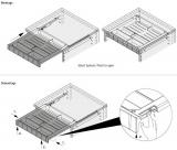 Quadro 12 mit Push to open für SmarTray Schalensystem (Garnitur)