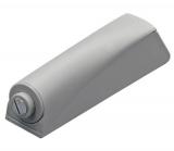 Push-To-Open Magnet zum Anschrauben, lichtgrau, Kurzhub
