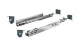 Quadro 4D V6 Push to open, Vollauszug  Nennlänge 600mm