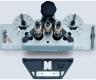 Bohrlehre DrillJig Scharnier  Bohrer 35mm / 2x2,5mm