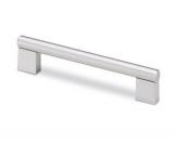 Möbelgriff  -Tomis-  Bohrabstand 128mm Aluminium eloxiert