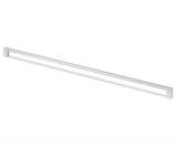 Möbelgriff -Clivia-  Bohrabstand 382mm  Aluminium Eloxiert