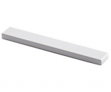 Möbelgriff  -Stabia-  Bohrabstand 96mm Aluminium eloxiert