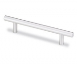 Stangengriff  -Albo-  Bohrabstand 192mm Aluminium eloxiert