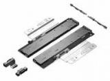 Push to Open Silent für Quadro 4D  bis 10kg  ( Set )