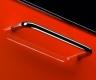 Möbelgriff -Avenio-  Bohrabstand 64mm  Chrom glanz